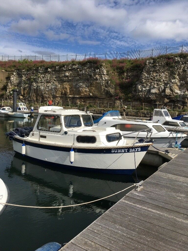 HARDY 18 navigator boat ( PRICE REDUCTION)   in Seaham, County Durham    Gumtree