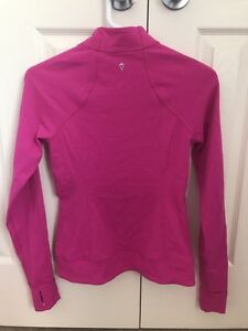 Hot pink ivivva athletic sweater