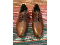 Brown Clarke's Shoes brand new