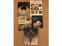 New year hobby - a set of 5 Jewellery-making books