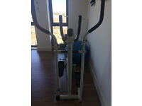 Selling 2 year old V-Fit cross trainer