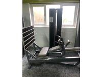 13 station Cybex Gym Machines