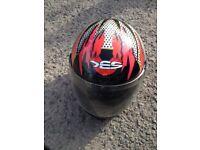 Motorcycle helmet (small)