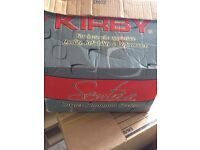 Kirby vacuum cleaner and carpet shampooing system