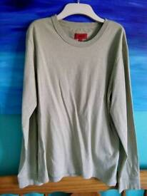 Hugo boss long sleeve t shirt