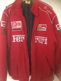 Excellent Ferrari Coat