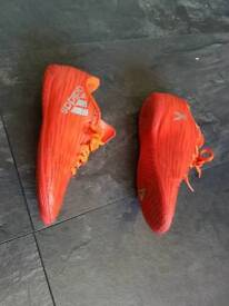 Adidas size 2.5 trainers