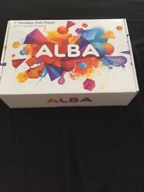 Alba Portable DVD Player