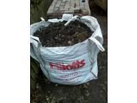 Tonnes of free soil