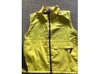 Brownie uniform gilet and badge sash