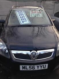 Vauxhall Zafira 1.9 cdti 150