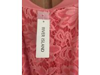 River Island dress size 8