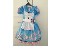 Cinderella Disney Dress 7-8 yr