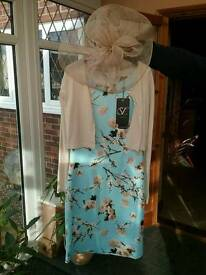 Ladies size 10 spring wedding outfit
