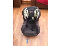 STURDY GOOD CONDITION BABY WEAVERS CAR SEAT FROM BIRTH TO 4 YEARS 0 TO 18Kgs