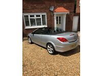 Vauxhall Astra Convertible 1.6 57 plate