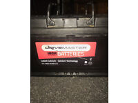 12v Heavy Duty Drivemaster 019 100Ah Battery