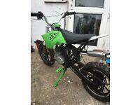 50cc mini pit bike (bargain or swaps)