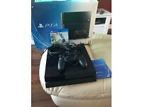 PS4 500GB + Rory McIlroy golf game