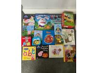 Children's book bundle including Disney books and ladybird collection