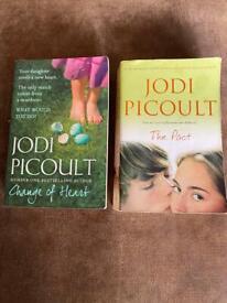 Jodi Picoult Books x 2