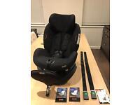 Besafe izi plus Black rear facing Child Baby Car seat Age 6m - 5years (25kg)