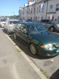 MG ZS 2.5 V6 83K MILLES FULL HISTORY, VERY FAST CAR