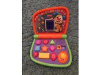 Toy laptop