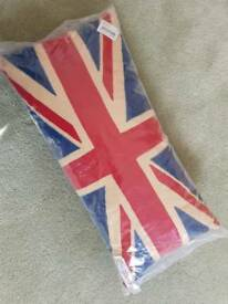 Union Jack Cushion x5 (Excellent condition)
