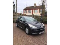 Peugeot 207s 3dr (A/C) cheap insurance & tax