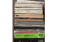 Job Lot 123 Vinyl Records