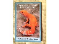 Leopard Gecko Owning and Breeding Book