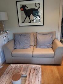 John Lewis Beige sofa