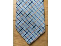 Ermenegildo Zegna blue tie