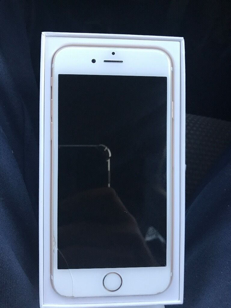 Iphone 6 EEin Stechford, West MidlandsGumtree - Iphone 6 on ee network, Full working without any problems, Has little crack in screen which doesnt affect anything, 16gb storage and all icloud clear, Phone has been reset and ready to use, Comes with box and charger
