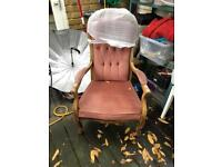 WANTED: Arm chair in need of repair