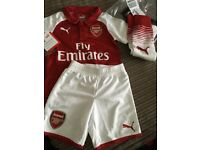 Children's Arsenal home kit 2017/18