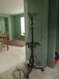 Nineteenth Century French Lamp