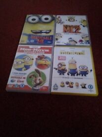 Various Minions stuff for sale.