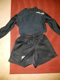 Rugby kit 8-9