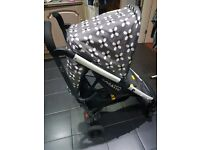 EXCELLENT CONDITION SPECIAL EDITION MOLLIE & MILLIE COSSATTO PUSHCHAIR