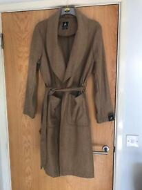 Duster coat. Size 18