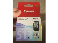 Canon 513 Colour Pixma Ink Cartridge