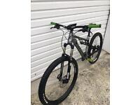 Kona Precept DL Downhill/Trails mountain bike in excellent condition