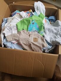 100items baby clothes! BOY UPTO 3MTHS
