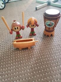 Moana Musical Instruments Set