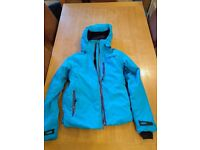 Womens Ski Jacket, Nevica, Blue - near perfect condition