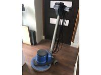 Numatic HFM1530 floor cleaner, stripper, polisher, buffer, sander