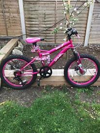 Girls bike 20inch wheel