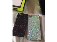 I phone 5 cases £10 the lot